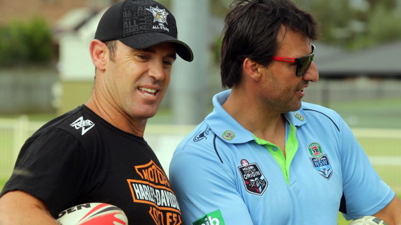 Brad Fittler firms as Blues coach as NSWRL stays clear of NRL-affiliated candidates