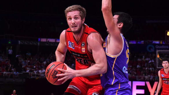 Canberra's Perth Wildcats star Jesse Wagstaff named in Australian Boomers squad