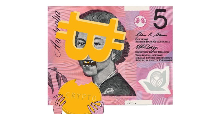 cryptocurrency in australia legal
