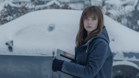 Rebecca Ferguson stars in the next Mission Impossible and The Snowman