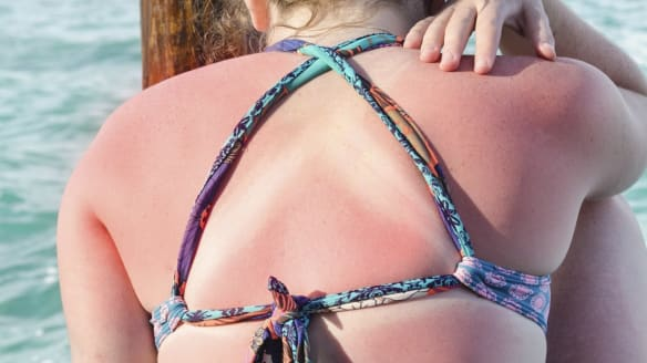 The proportion of adults wearing clothing to protect themselves from the sun has decreased from 19 per cent to 17 per cent in the last three years.