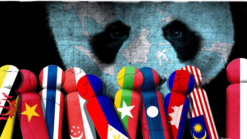 ASEAN: The Asian strategic player that stinks