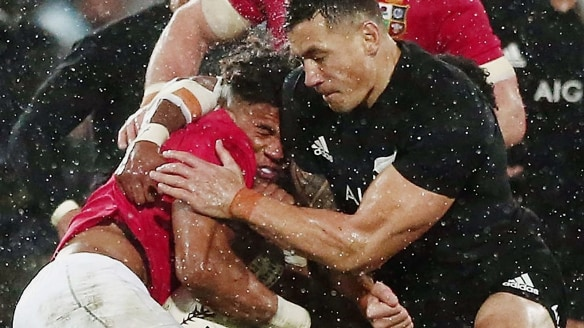 New Zealand Rugby to appeal Sonny Bill Williams Bledisloe Cup suspension