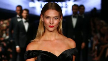 Karlie Kloss showed Australia the difference between an 'it