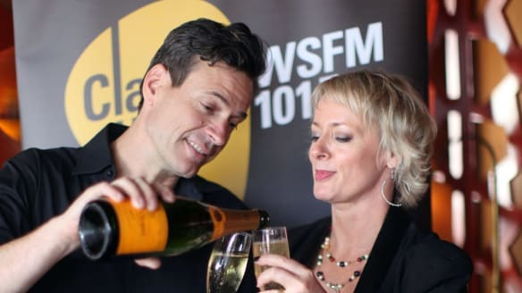 Rumour mill in overdrive about Amanda & Jonesy breakfast show going national