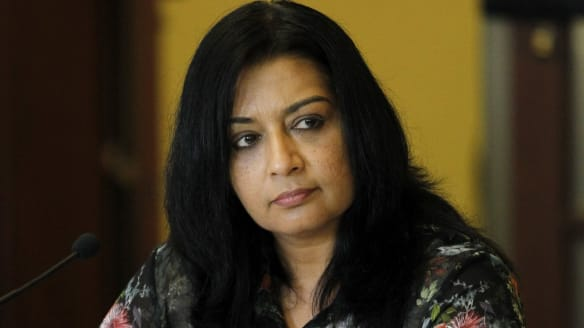Dr Mehreen Faruqi has won the top Senate ballot spot for the NSW Greens.