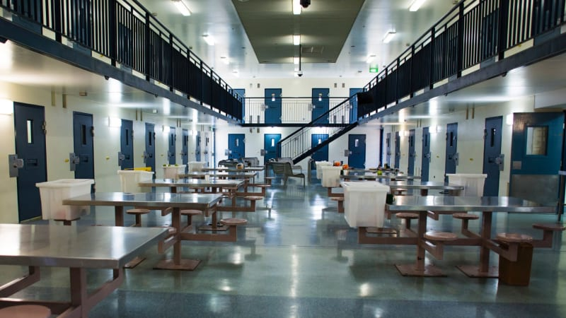 Three Prison Guards Hospitalised As Woodford Prison