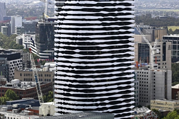 William Barak Apartment Tower Portrait Revealed