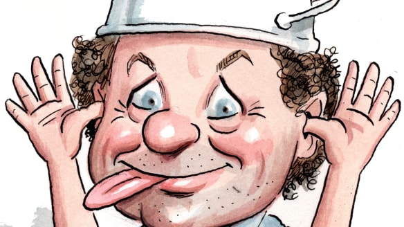 Former Australian of the Year Simon McKeon is no sellout at Spotless