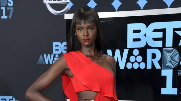 NYFW it-model Duckie Thot criticises Australia's lack of diversity in model casting