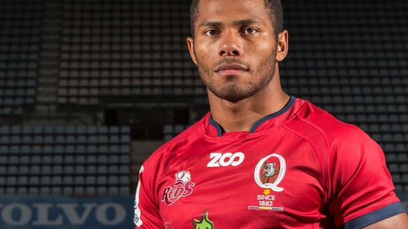 Reds sign ex-Fijian soccer player Filipo Daugunu