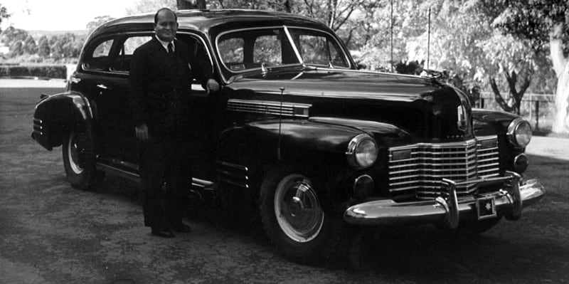 Driving the Prime Minister: the Aboriginal man at the ...