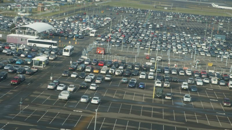 Canberra Airport Car Parking Fees