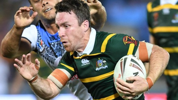 James Maloney expects to be at Cronulla Sharks in 2018, despite speculation of move