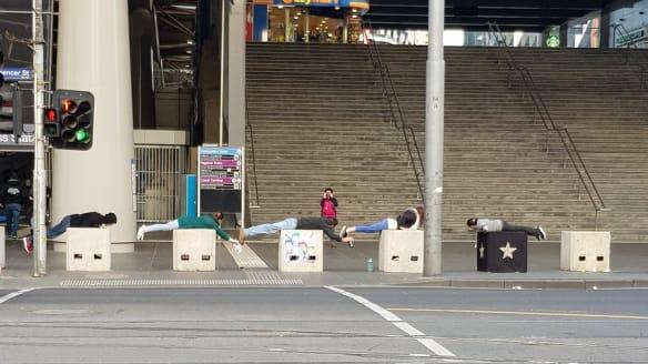 Melbourne's car-based attacks bolster calls for city 'ring of steel'