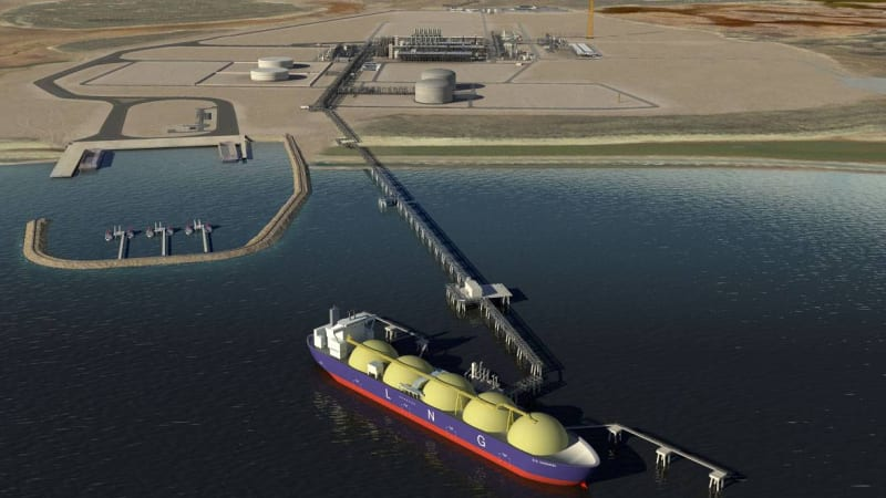 chevron to cut jobs amid struggles to keep lng projects on