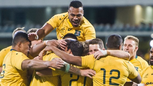 Wallabies need to overcome mental hurdle in South Africa, says Michael Cheika