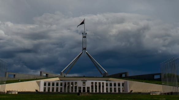 Severe thunderstorm warning cancelled for Canberra