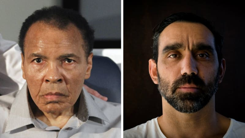 Why do Australians celebrate Muhammad Ali but continue to bully Adam Goodes?
