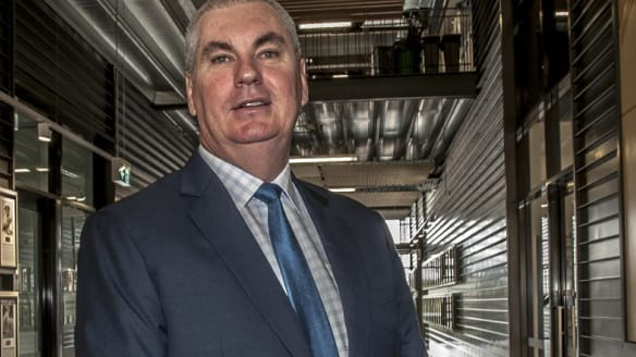 New Brumbies chairman Phil Thomson implores supporters to re-engage with rugby