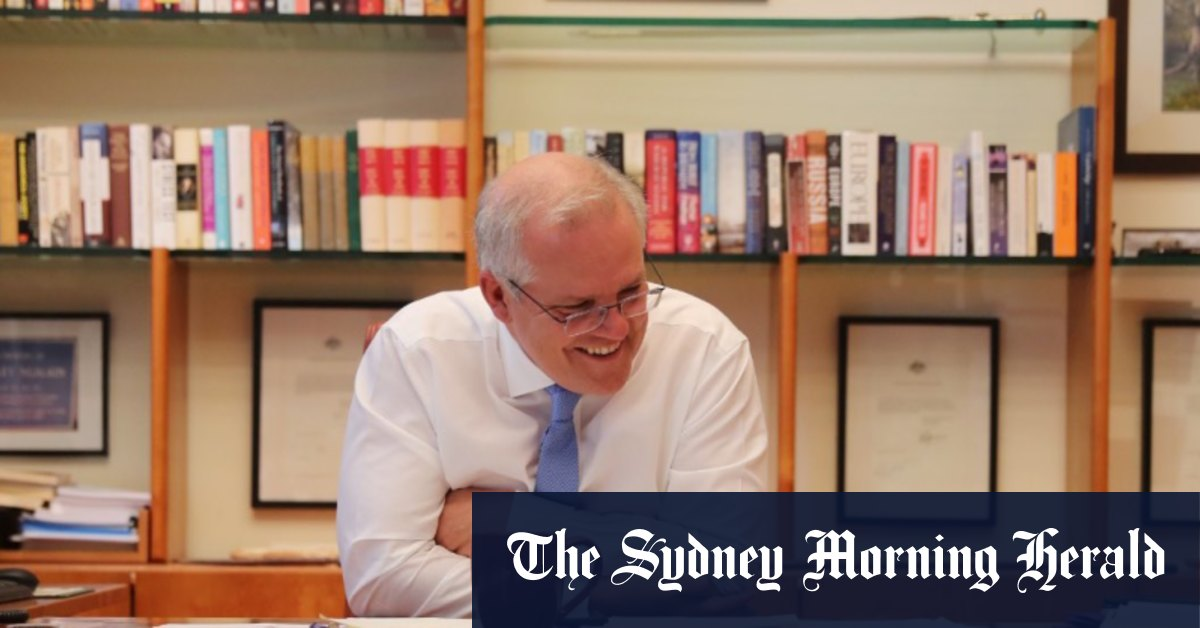Morrison congratulates Biden in first call with US President-elect