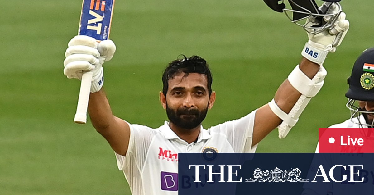 Boxing Day Test LIVE: India look to make sloppy Australia pay on day three