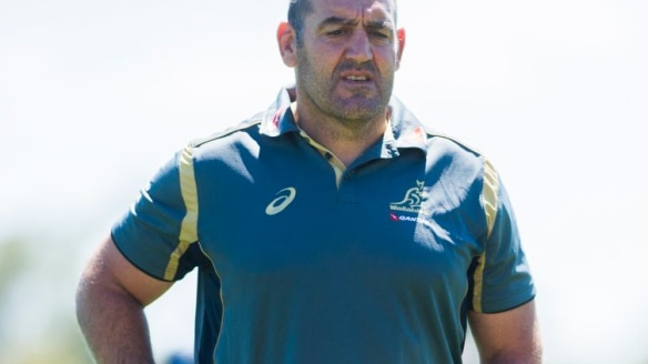 Departing Wallaby assistant Ledesma hails Cheika