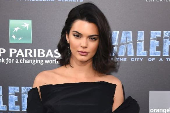 Kendall Jenner is officially raking in the big bucks.