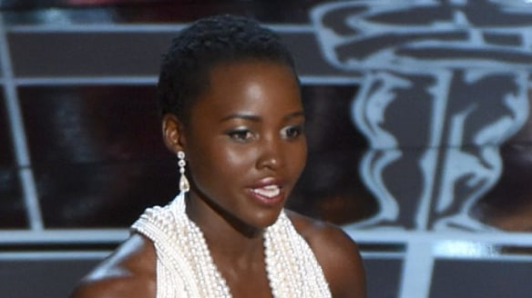 "Lupita Nyong'o has written about her ""extremely uncomfortable"" interactions with disgraced Hollywood mogul Harvey Weinstein."