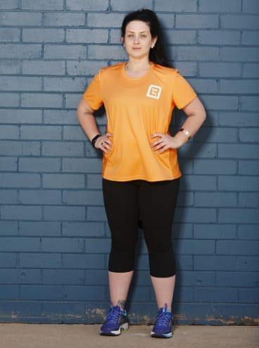 Average australian woman weight