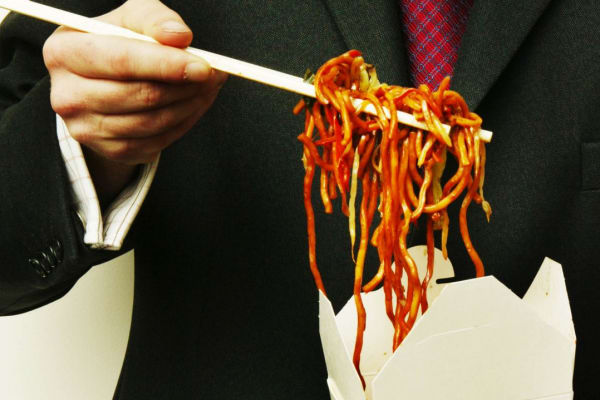 Tech companies betting big on Aussies' laziness when it comes to takeaways