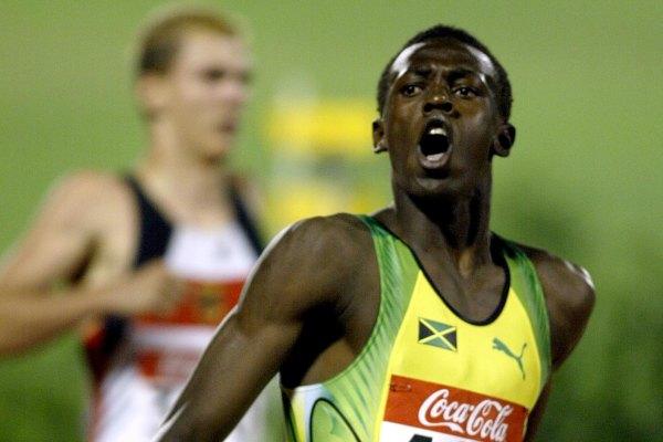 53e278ebeac Look back at the world s fastest man Usain Bolt
