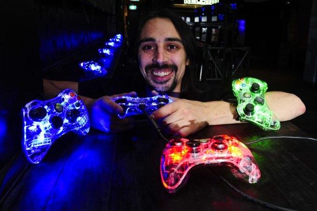 Gaming Bar Canberra