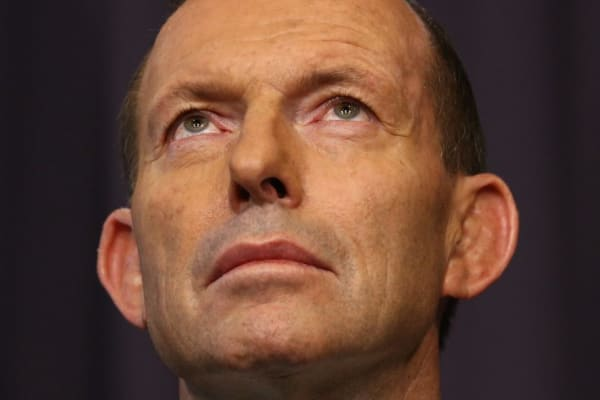 Tony Abbott: A man out of his times, but is he also man out of time?