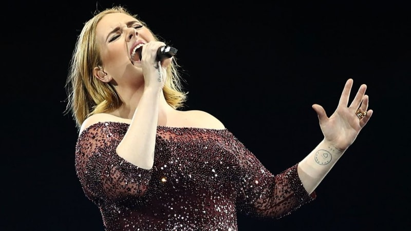 Adele review: She's all human - every man and woman would agree