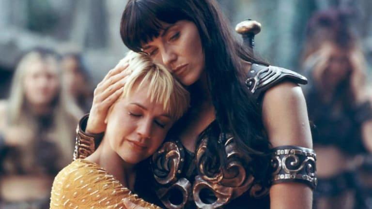 Xena warrior princess sexuality