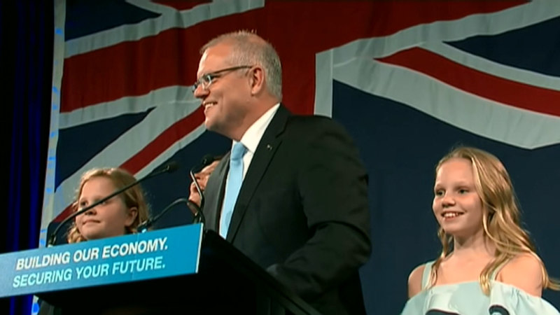 Morrison win sparks sharp lift in wholesale electricity prices