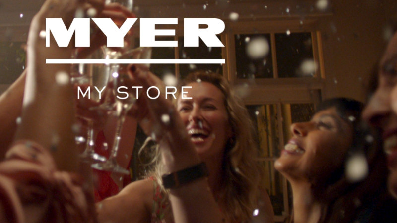 30983e3da922 Myer dusts off  My Store  campaign with new promise to customers