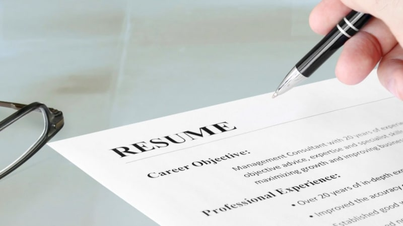 Lying on your resume doesn\'t work