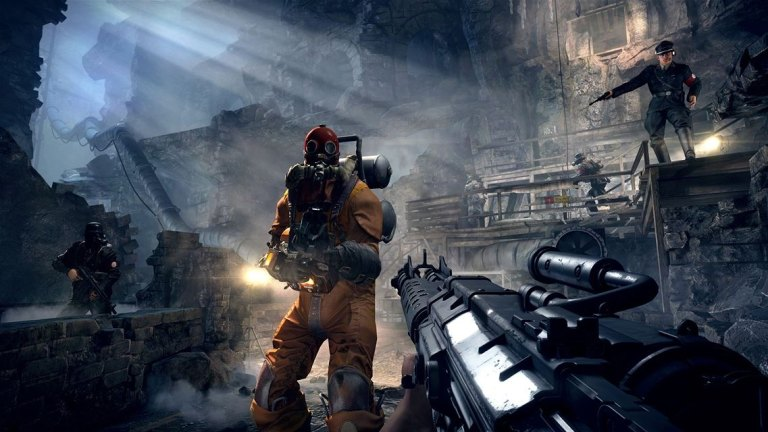 Wolfenstein The Old Blood review: back-to-basics Nazi