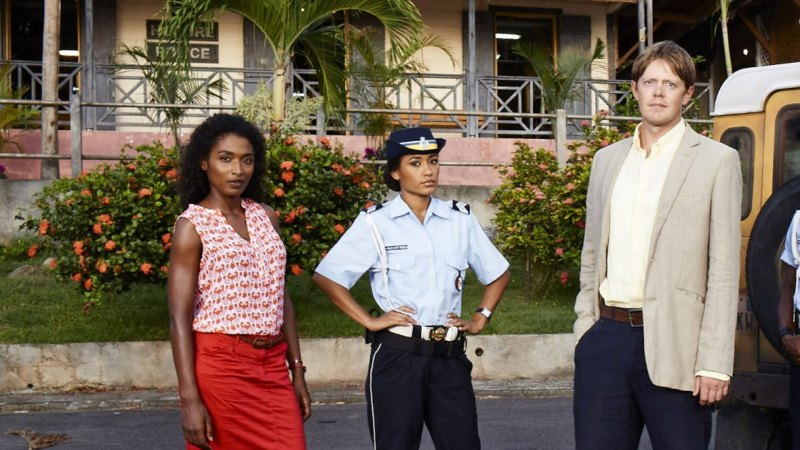 Death In Paradise Review Classic Plotting In Christie Esque Whodunits