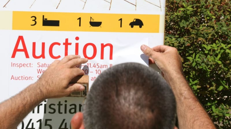 House prices go into reverse for first time in 18 months
