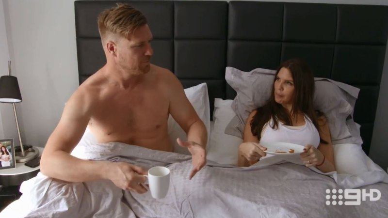 Dean Comes Clean On Married At First Sight Everyones A Swinger Babe Thats No Lie