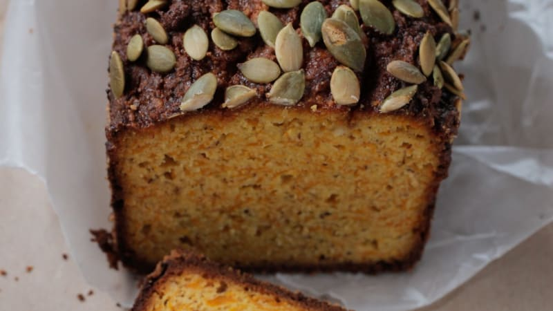 Pumpkin: a delicious comfort food that makes a great loaf of bread
