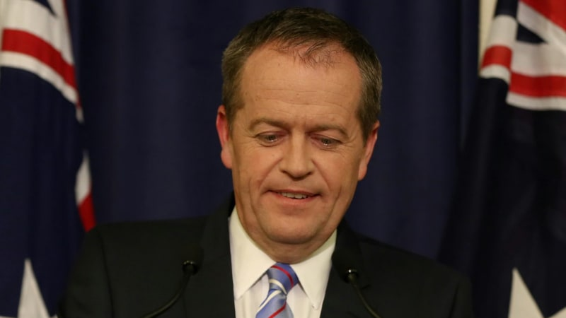 Bill Shorten's reaction to Malcolm Turnbull suggests Labor is in denial