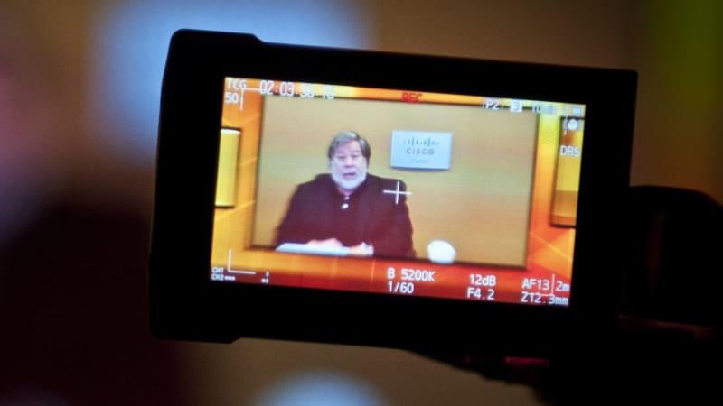 Apple co-founder Steve Wozniak: Artificial intelligence revolution is near