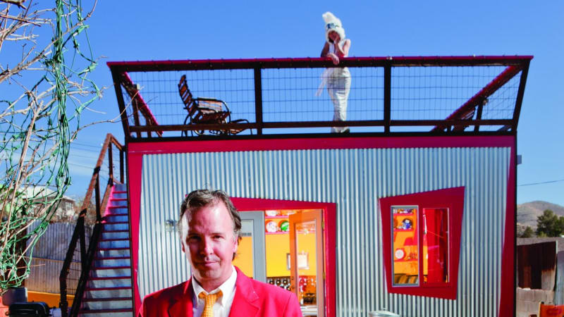 Doug Stanhope: 'something you can't make fun of? That's ...