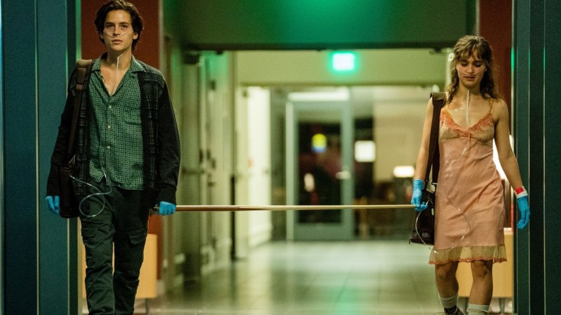 Five Feet Apart Movie Review The Eagle Online