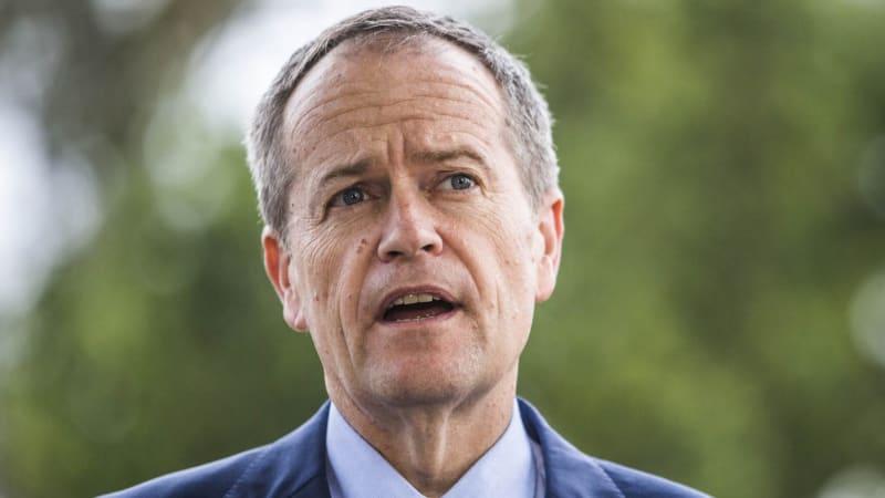 Election 2016: Bill Shorten leaves door open to opposing same-sex marriage plebiscite