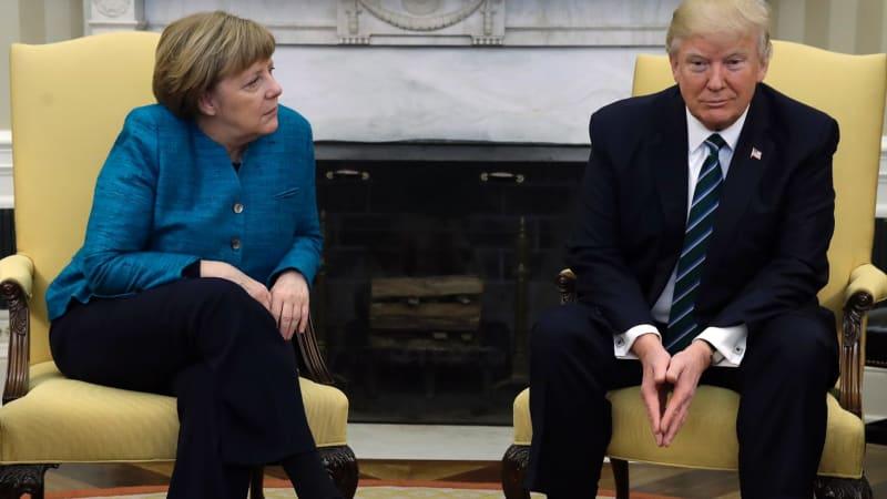 The Donald Trump handshake snub was painfully familiar